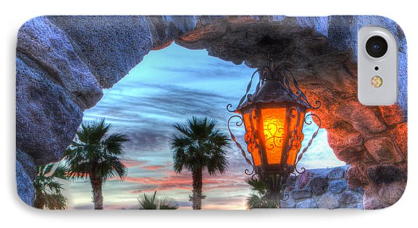 Desert Sunset View Phone Case by Heidi Smith