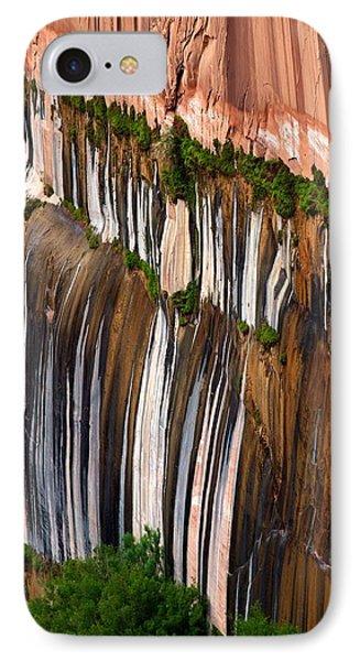 Desert Varnish IPhone Case by David Beebe