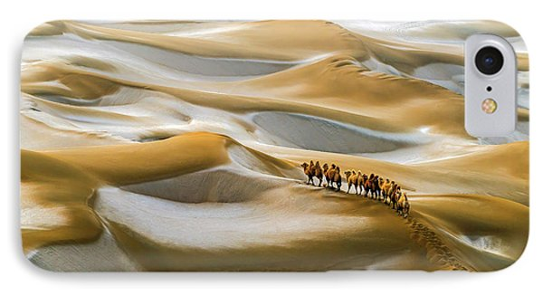 Desert Winter IPhone 7 Case