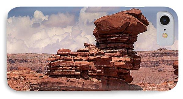 Desert Zen Phone Case by Janice Rae Pariza