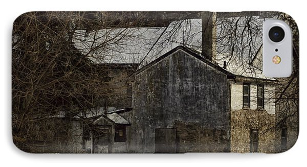 Deserted 2 IPhone Case by Judy Wolinsky