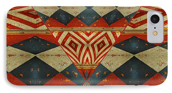 Design 1 -native Inspired Phone Case by Jeff Burgess