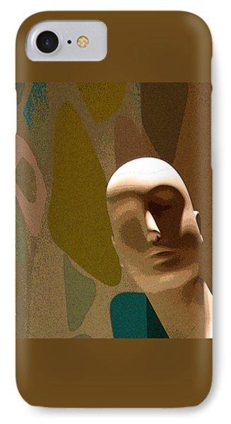 Design With Mannequin Phone Case by Ben and Raisa Gertsberg