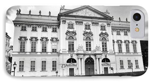 Palais Trautson Design Phone Case by John Rizzuto