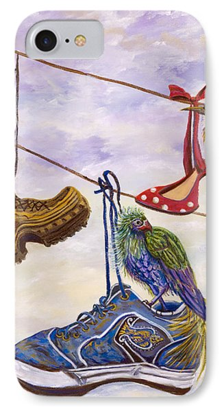 Designer Bird Nests IPhone Case