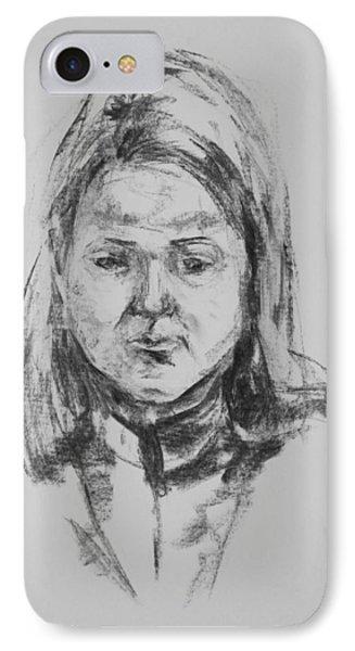 Desiree Phone Case by Barbara Pommerenke