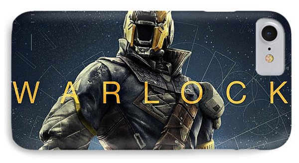 Destiny 3 Warlock IPhone Case by Movie Poster Prints