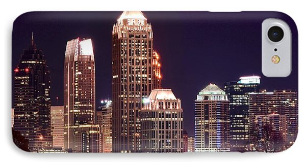 Atlanta Towers IPhone Case by Frozen in Time Fine Art Photography