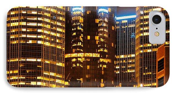 Detroit Gm Center IPhone Case