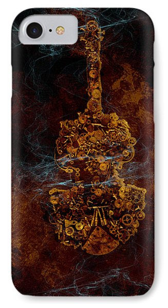 Devils Fiddle Phone Case by Fran Riley
