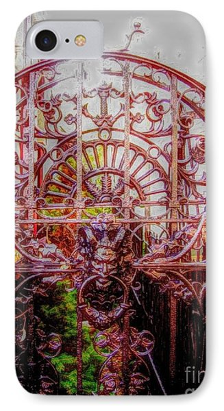 IPhone Case featuring the photograph Devils Gate by Becky Lupe