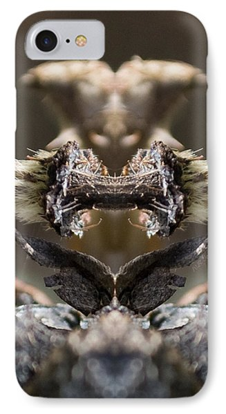 IPhone Case featuring the photograph Devil's Squeezebox by WB Johnston
