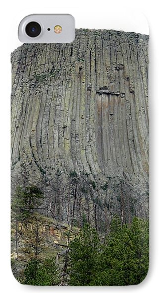 Devils Tower National Monument IPhone Case by Elizabeth Sullivan