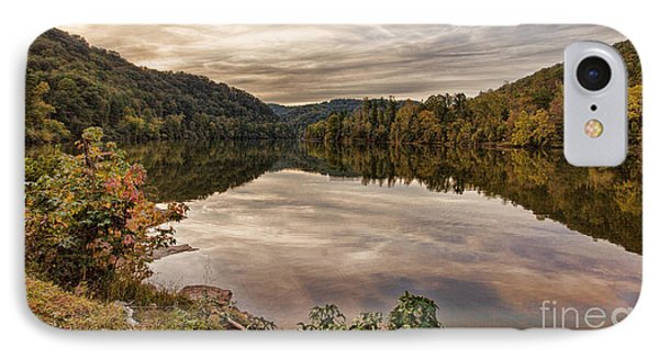 Dewey Lake IPhone Case by Laurinda Bowling