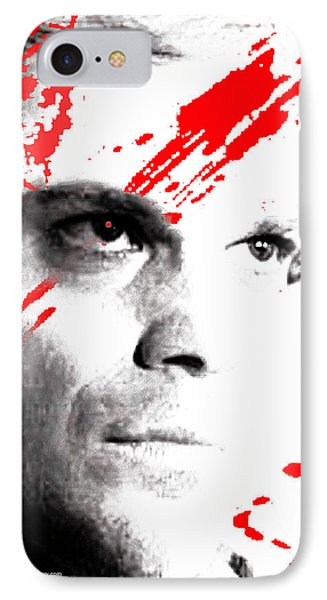 Dexter Dreaming IPhone Case