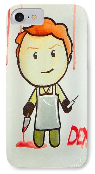 Dexter IPhone Case
