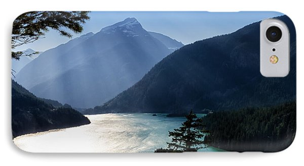 IPhone Case featuring the photograph Diablo Lake by Charles Lupica