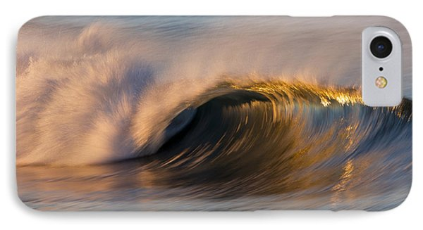 IPhone Case featuring the photograph Diagonal Blur Wave 73a8081 by David Orias