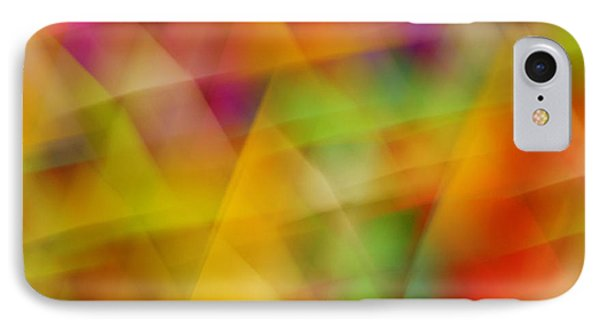 IPhone Case featuring the digital art Diamond Cut 2 by Gayle Price Thomas
