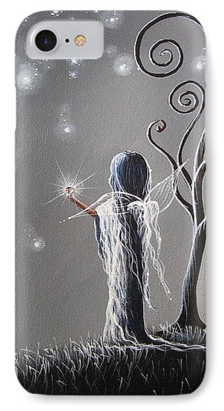 Diamond Fairy By Shawna Erback Phone Case by Shawna Erback
