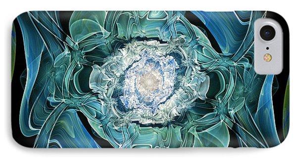 Diamond Nest Phone Case by Anastasiya Malakhova