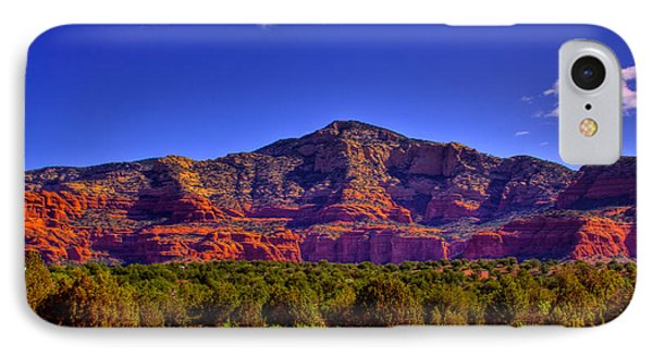 Diamondback Gulch Near Sedona Arizona Iv Phone Case by David Patterson