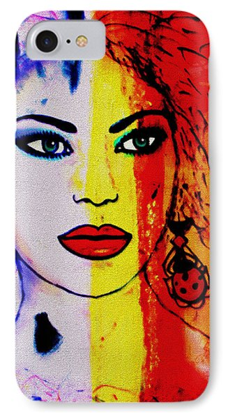 Diana Phone Case by Natalie Holland
