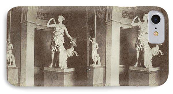 Diana V. Versailles France Museum Berlin IPhone Case