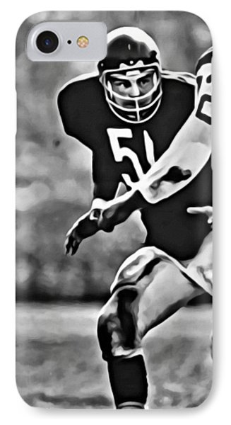 Dick Butkus IPhone Case