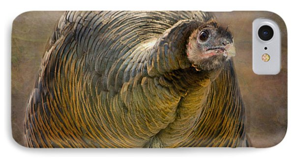 Did I Miss Thanksgiving?  IPhone Case by Betty  Pauwels