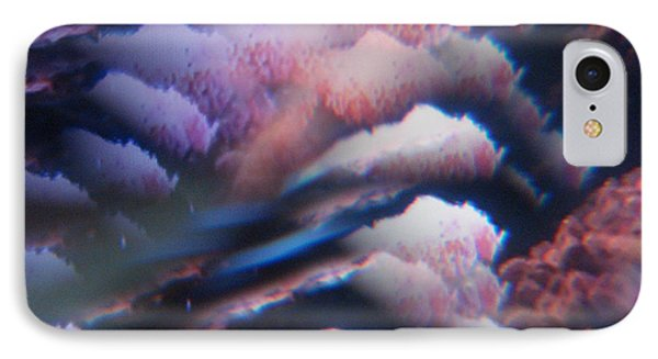 Digital Fantasy Storm Abstract Phone Case by Sheri Dean