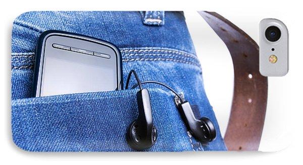 Digital Generation IPhone Case by Sinisa Botas