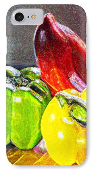 Digitally Modified Organisms Phone Case by Joe Schofield