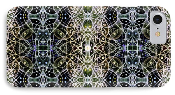Digitized Ballpoint   Blank Inside Card Design IPhone Case by Jack Dillhunt