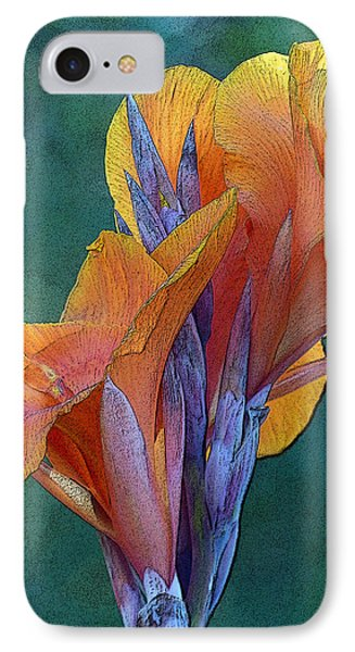 IPhone Case featuring the photograph Dimensional Beauty by Cindy McDaniel