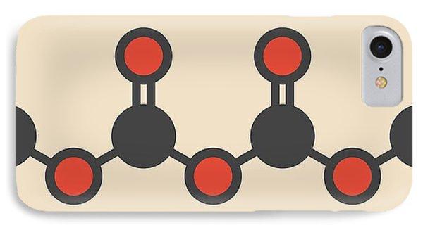 Dimethyl Dicarbonate Molecule IPhone Case by Molekuul