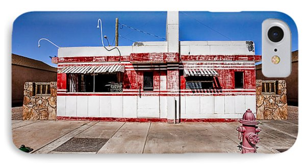Diner Phone Case by Peter Tellone