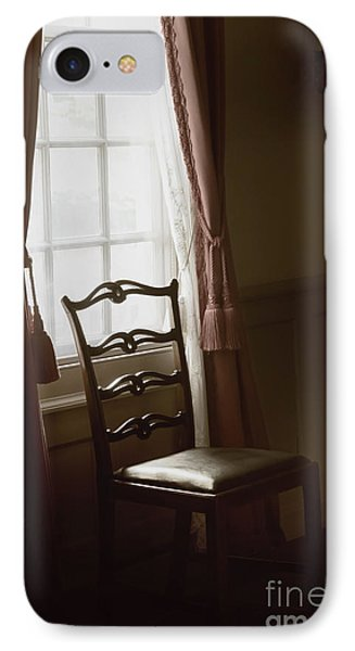 Dining Room Window Phone Case by Margie Hurwich