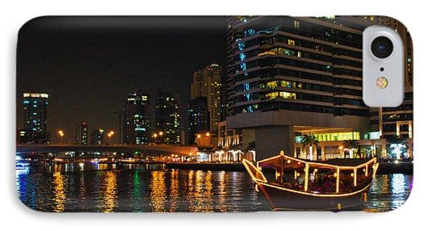 Dinner Cruise Dubai IPhone Case