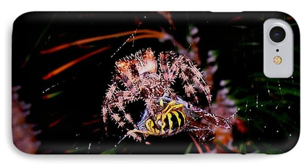 Dinner IPhone 7 Case by Joe Hamilton