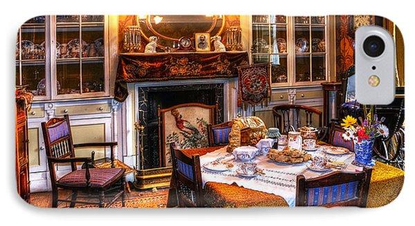 Dinning Room Phone Case by Svetlana Sewell