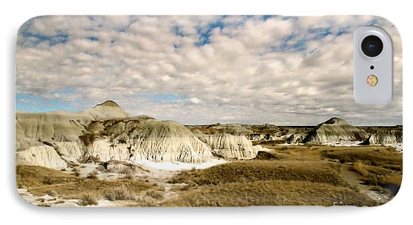 Dinosaur Badlands IPhone Case