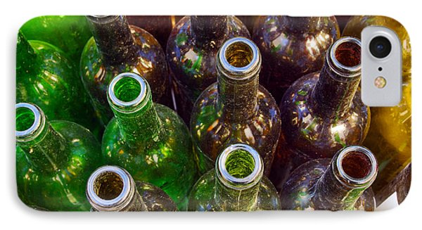 Dirty Bottles Phone Case by Carlos Caetano