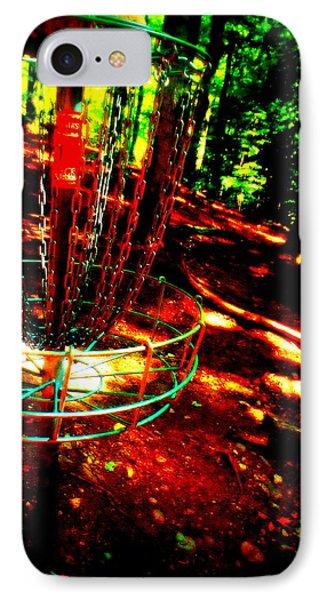 Discin Colors IPhone Case