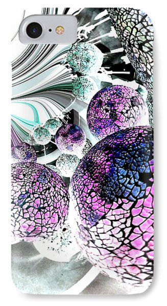 IPhone Case featuring the digital art Disco 2 by Nico Bielow