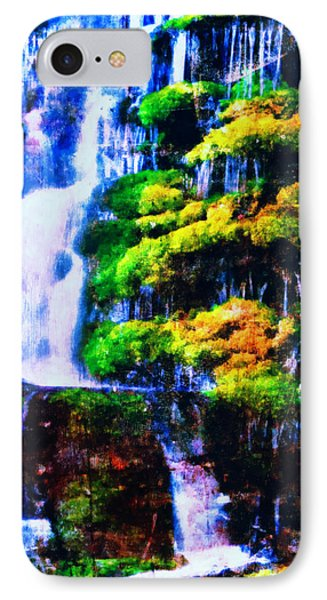 Discover Peace IPhone Case