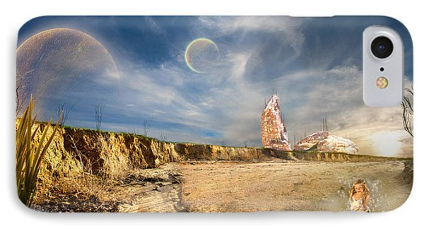 Discovery IPhone Case by Kim M Smith