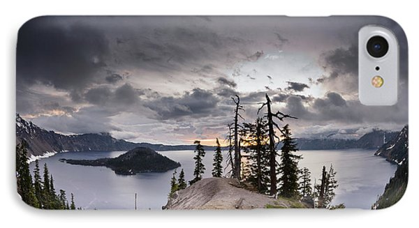 Discovery Point At Dawn Phone Case by Greg Nyquist