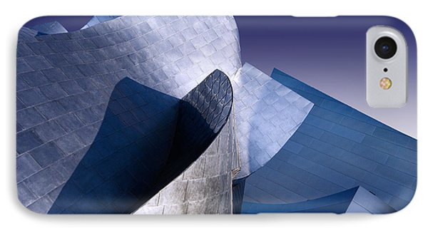 Disney Hall La IPhone Case