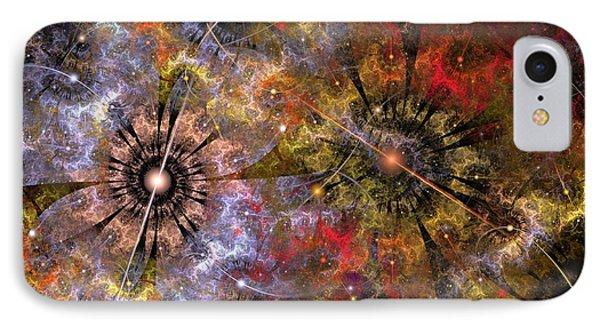 Distant Cosmos Phone Case by Svetlana Nikolova